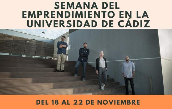 La UCA celebra la #semanacadizemprende