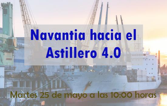 Conferencia: Navantia hacia el Astillero 4.0