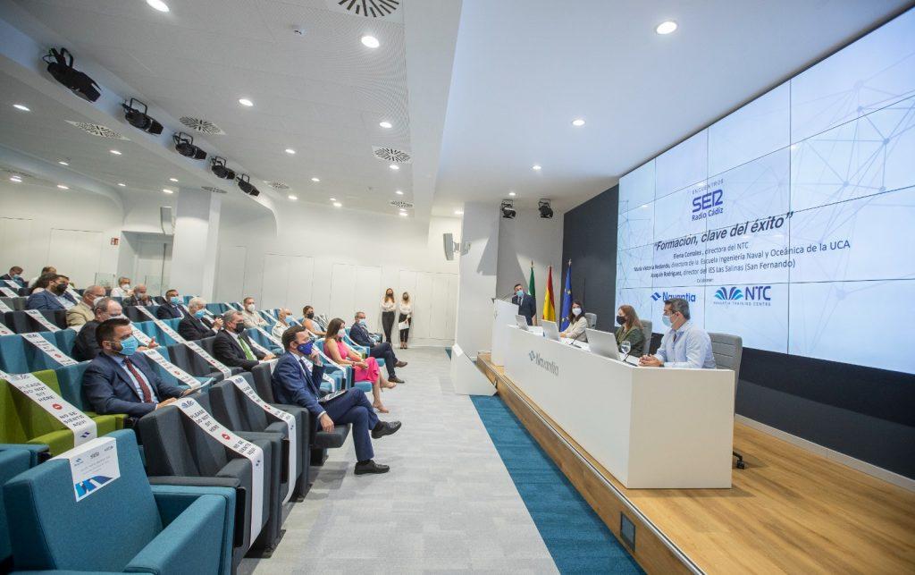 La Escuela de Ingeniería Naval y Oceánicaparticipa en el Encuentro SER sobre el futuro de los As...
